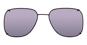 Hilco Glide-Fit Square Sunglasses