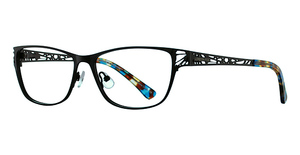 London Fog Womens Florence Eyeglasses