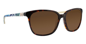 Vera Bradley Cadence Sunglasses