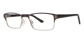 Modern Optical Halfpipe Eyeglasses