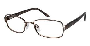 Fleur De Lis L120 Eyeglasses