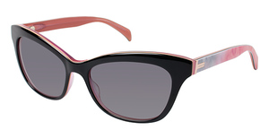 Ted Baker B575 Black/Peach