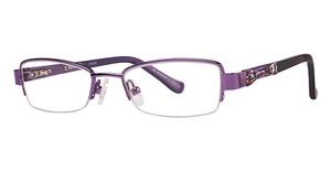Kensie charm Purple