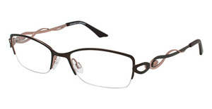 Brendel 922013 Brown/Rose