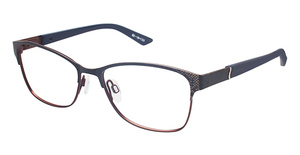 Brendel 922027 Navy/Brown