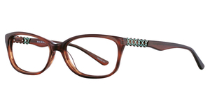 Continental Optical Imports La Scala 448 Brown