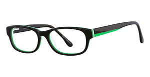 Continental Optical Imports La Scala 447 Black/Green