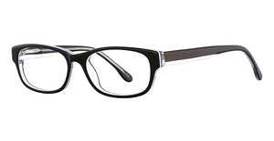 Continental Optical Imports Fregossi 413 Black/Crystal