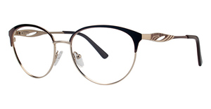 Modern Optical A359 Brown/Gold