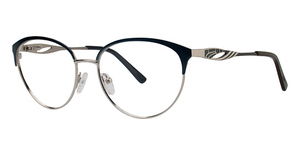 Modern Optical A359 teal/silver