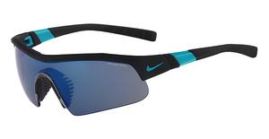 Nike Show X1 Pro R EV0804 (093) Matt Blk/Trbo Grn/Gryw/Sky Blu