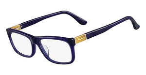 Salvatore Ferragamo SF2635 (414) Blue Navy