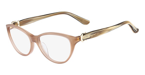 Salvatore Ferragamo SF2661 (261) Light Brown