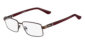 Salvatore Ferragamo SF2116 (200) Matte Brown