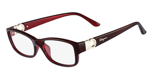 Salvatore Ferragamo SF2672R (605) PEARL BORDEAUX