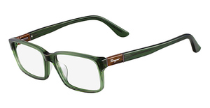 Salvatore Ferragamo SF2636 (310) Green