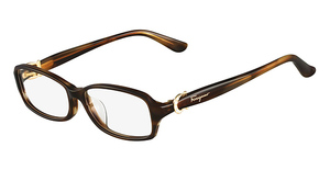 Salvatore Ferragamo SF2628R (210) Brown Maculate