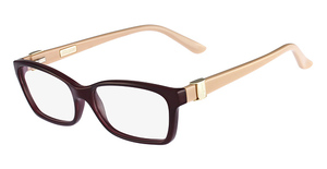 Salvatore Ferragamo SF2649 (604) Bordeaux/Beige