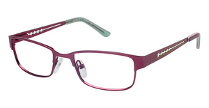 A&A Optical Believe Me Burgundy