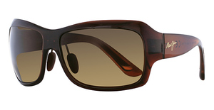 Maui Jim Seven Pools 418 Rootbeer Fade