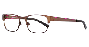 Aspex EC335 Satin Brown/Brown & Pink