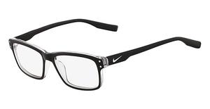 Nike NIKE 7231 (001) Shiny Black