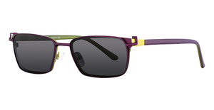 Clariti AIRMAG A6317 Violet/Olive