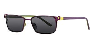 Clariti AIRMAG A6317 Violet/Olive