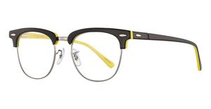 Clariti AIRMAG AF7105 Black/Yellow