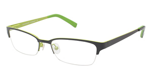 A&A Optical Cant Hold Us Black/Lime
