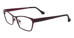 Cafe Lunettes cafe 3219 Black Cherry Marble