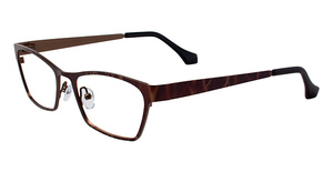 Cafe Lunettes cafe 3219 Honey Gold marble