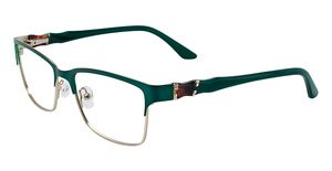 Cafe Lunettes CB1016 Emerald/Gold