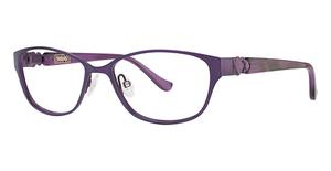 Kensie chiffon Purple