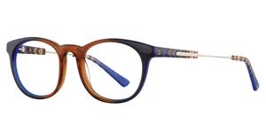 Romeo Gigli 77402 Brown/Blue