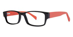 Modern Plastics II Chill Black/Orange