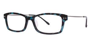 Modern Optical Trevor Blue/Tortoise