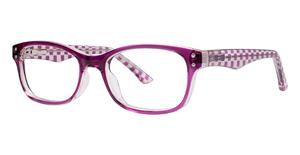 Modern Plastics II Patches Purple/Crystal