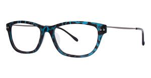 Modz Titanium Pristine Blue/Tortoise