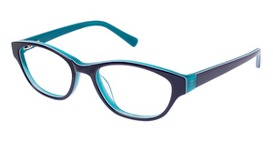 A&A Optical Donna Blue