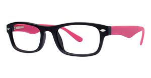 Modern Optical Takeoff Black/Hot Pink