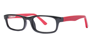 Modern Plastics II Spunky Black/Red