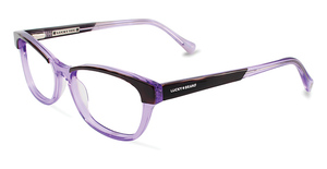 Lucky Brand D201 Tortoise Purple