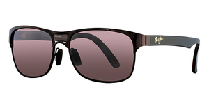 Maui Jim Hang 10 Burgundy