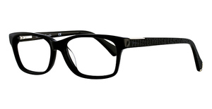 Kenneth Cole New York KC0205 Shiny Black