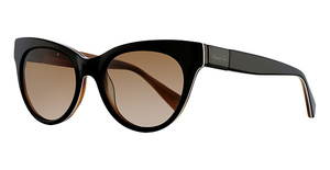 Kenneth Cole New York KC7124 Tricolor Black/White/Brown