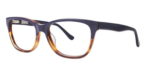 Kensie statement Navy Tortoise
