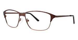 Modern Optical A364 Dark Brown/Brown