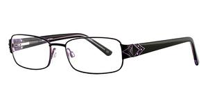 Daisy Fuentes Eyewear Daisy Fuentes Rebeca Eyeglasses