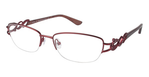 Alexander Collection Anna Burgundy